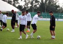 VODAFONE - Beşiktaş, Kondisyon Ve Taktik Çalıştı