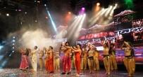 KÜLTÜRPARK - Bursa'da 'Bollywood' Rüzgarı Esti