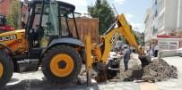 ŞİDDETLİ YAĞIŞ - Çankırı'da Yağmur Sularına Önlem