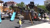 Çocuk İstismarına Karşı 'Bana Dokunma' Eylemi