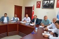 DOĞALGAZ HATTI - Dilovası Belediyesi Temmuz Ayı Meclis Toplantısı Gerçekleşti