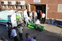 Diyarkabır'da Morg Önünde Ağıtlar Yükseldi