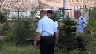 Elazığ'da 5. Kattan Düşen Çocuk Yaralandı
