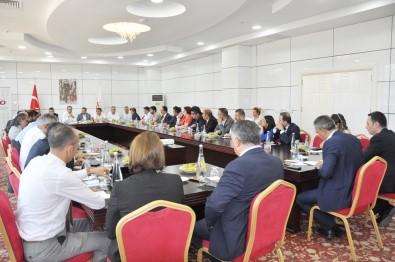 Elazığ TSO Başkanı Arslan, 'Hedeflerimiz İşsizlik Sorununu Çözmektir'
