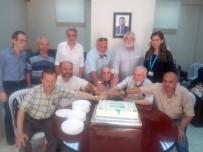RAMAZAN AYı - Emekli Evleri, Vatandaşların Doğum Günlerini Unutmuyor