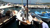 İZMİR KÖRFEZİ - 'Engelli Kaptan' Akdeniz Turunu Tamamlamada Kararlı