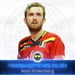 VOLEYBOL TAKIMI - Fenerbahçe Erkek Voleybol Takımı'ndan 3 Takviye