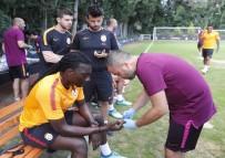 METİN OKTAY - Galatasaray'da Oyunculara Dayanıklılık Testi