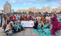 ASTANA - GAÜN Türkiye'yi Kazakistan'da Temsil Etti