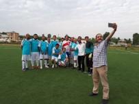 FUTBOL TURNUVASI - Gevaş'ta 2. Dostluk Futbol Turnuvası Start Aldı
