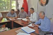 YUSUF ÖZDEMIR - Gölbaşı Belediyesi Temmuz Ayı Meclis Toplantısı Yapıldı