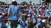 TARİHİ YARIMADA - Gönüllü Turizm Elçileri Tarihi Yarımada'da Görev Başında