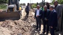 Görevlendirme Yapılan Belediye İle Kırsal Mahalleler Suya Kavuşuyor