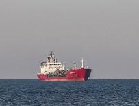 KURU YÜK GEMİSİ - Marmara Denizi'nde gemi kazası