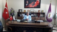 AHMET ÜNAL - İbrahim Mutur, Çanakkale Esnaf Ve Sanatkarlar Odaları Birlik Başkan Vekilliğine Seçildi