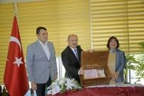 KARAHASAN - Kastamonu Havalimanı'nın Açılışının 5'İnci Yılı Pasta Kesilerek Kutlandı