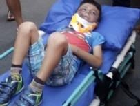 ODABAŞı - Kazada ölen küçük çocuğun son sözü yürek yaktı..