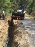 SU SIKINTISI - Kumluca Beykonak'ta İçme Suyu Seferberliği