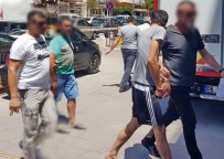 ASLIYE CEZA MAHKEMESI - Kuşadası'nda Yakalanan 3 Şüpheliden 2'Si Tutuklandı