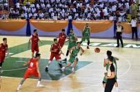 MAMAK BELEDIYESI - Mamak'ta 15 Temmuz Basketbol Turnuvası