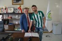 UMUT KAYA - Manisa Büyükşehir Belediyespor'a Tecrübeli Stoper