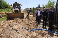 Mardin'de Kırsal Mahallelerin İçme Suyu Sorunu Gideriliyor