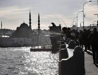 MARMARA BÖLGESI - Marmara'da sıcaklıklar düşecek