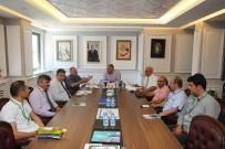 ÇEVRE TEMİZLİĞİ - Melikgazi Belediyesi'nde Temizlik Hizmetlerinde Koordinasyon Toplantısı Yapıldı