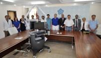AHMET TEKIN - Meram Tıp'a Tisk Mikrocerrahi Ve Rekonstrüksiyon Vakfından Cihaz Bağışı