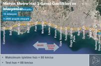 SERBEST BÖLGE - Mersin'e Metro Geliyor