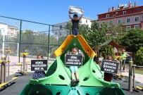 Nevşehir Çocuk İstismarına Karşı Tek Ses Tek Yürek