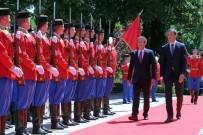 NURETTİN CANİKLİ - Nurettin Canikli Karadağ'da Mevkidaşıyla Görüştü