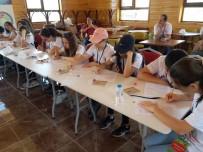 TEOMAN - Öğrenciler Yenice'de Proje Kampı Yaptı