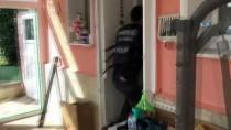 HINT KENEVIRI - (Özel) İstanbul'da Narkotik Polisinden Zehir Villasına Şok Baskın