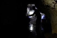 Mağarayı buzdolabı olarak kullanıyorlar