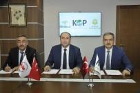 SELÇUK ÜNIVERSITESI - Selçuk Üniversitesi-KOP İş Birliğiyle 'KOP'ta Girişim' Başlıyor