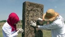 MEZAR TAŞI - Selçuklu Meydan Mezarlığı Arşivlendi