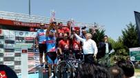 GÜMÜŞSU - Sökeli Bisikletçiler Türkiye 2.'Si Oldu