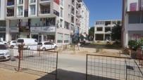 BILIRKIŞI - 'Tapulu Arazim' Diyerek Yolu Trafiğe Kapattı