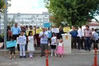İSTISMAR - Teç-Sen'den 'Cinsel İstismar' Açıklaması