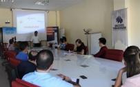 İŞBAŞI EĞİTİM PROGRAMI - Teknopark'ta Girişimcilere Yeni İstihdam Teşvikleri Semineri