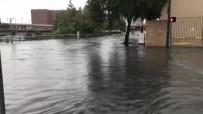 HOUSTON - Teksas İkinci Felaketi Yaşıyor