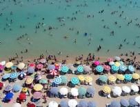 ÜNİVERSİTE SINAVI - Turizmde yaz bereketi başladı