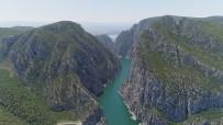 KANO - Türkiye'nin 2'Nci Büyük Kanyonu Turistlerin Yeni Gözdesi