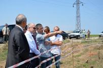 LEVENT KıLıÇ - Türkiye'nin En Büyük OSB Tesisi İncelendi