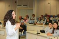 İŞ GÜVENLİĞİ UZMANI - TYP Çalışanlarına 'İş Güvenliği' Eğitimi Verildi