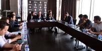 ERGÜN PENBE - Uluslararası Profesyonel Futbol Birliği'nden TPFD'ye Ziyaret
