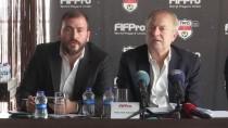 ERGÜN PENBE - Uluslararası Profesyonel Futbolcular Birliğinden TPFD'ye Ziyaret