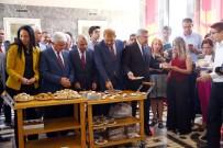 SAFFET SANCAKLı - Vekiller Yöresel Tatları TBMM'ye Taşıdı