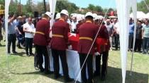 KADIR EKINCI - Yaşamını Yitiren Karakol Komutanı Son Yolculuğuna Uğurlandı
